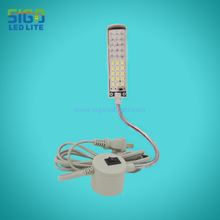 LED sewing machine light D30CP 2W