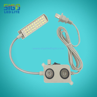 LED sewing machine light D30TS 2W