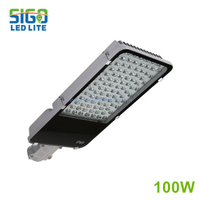 LED street light 100W for project good quality high illumination used for city main road