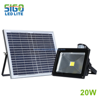 GSLF series solar flood light 20W