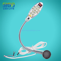 LED sewing machine light D12E 1W