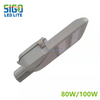 LED street light with Integrated die casting modular housing design and IP66 waterproof ability