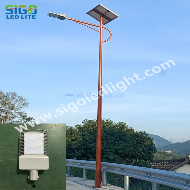 All in Two Solar Street Light for Countryside Road